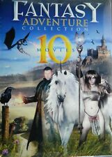 10movie DVD MERLIN,BEASTMASTER,DRAGONQUEST,BLACKBEARD,POSEIDON Tanya ROBERTS