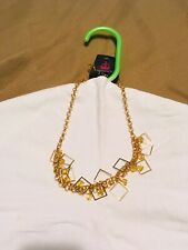 Paparazzi Gold Beaded- Necklace & Earrings