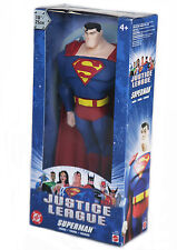 SUPERMAN Justice League Collectable Action Figure by Mattel 25cm Brand New