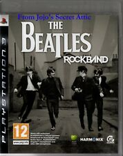 FAST/FREE SHIPPING The Beatles Rockband Playstation 3 (PS3)  GAME ONLY