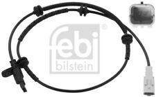 FEBI BILSTEIN Sensor ABS Delantero ambos lados 47005
