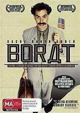 BORAT Sacha Baron Cohen DVD NEW
