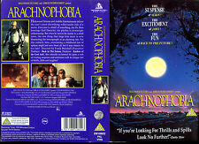 Arachnophobia - Jeff Daniels - Used Video Sleeve/Cover #17362