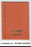 COLLECTION OF UNITED STATES FROM 1926-1951 IN SMALL STOCK BOOK