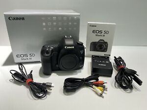 Canon EOS 5D Mark III Gehäuse- 40550 Auslösungen - Top Zustand ***FACHHÄNDLER***
