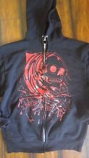 Day of Contempt Zip Hoodie RARE!! Dear and Departed Avenged Sevenfold Rock