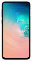 Samsung Galaxy S10e SM-G970U 128GB Prism White Factory Global Unlocked. Preowned