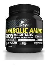 Anabolic Amino 9000 41,61€/kg Olimp Aminosäuren 300 Tabletten