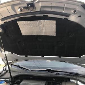 For Volkswagen VW Golf 6 Cotton Car Hood Engine Sound Insulation Pad Heat Shield