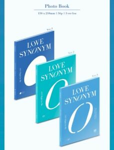 WONHO - Love Synonym #1. Right for me Mini 1st KPOP Album Photobook+CD+Photocard