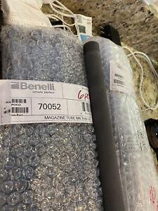 Benelli m4 70052 7 round Magazine Tube OEM BLACK NEW