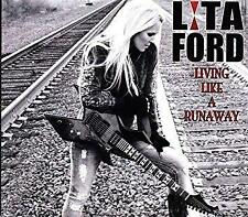 Lita Ford - Living Like A Runaway (NEW CD)