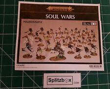 Nighthaunt Half Of Soul Wars. Age Of Sigmar