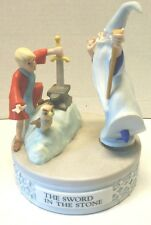 Disney Musical Memories Figurine Sword in the Stone