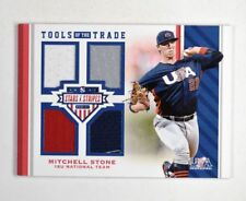 2017 USA Stars and Stripes Tools of the Trade #37 Mitchell Stone Jersey /199