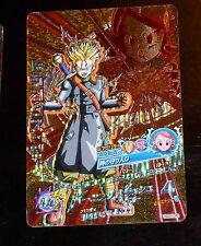 DRAGON BALL Z GT DBZ HEROES GOD MISSION CARD PRISM CARTE HGD5-CP6 CP GM JAPAN NM