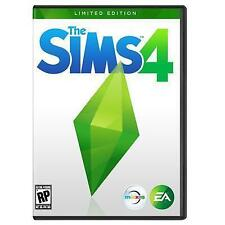Sims 4: Limited Edition (PC: Mac/ Windows, 2014)