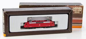 Vintage Marklin Mini-Club 8848 German Z Scale Electric Locomotive DB 120 104-5