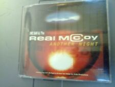 THE REAL McCOY - ANOTHER NIGHT  - CD SINGLE - (R12)