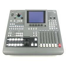 Panasonic Ag-Mx70 Digital Audio Video Av Professional 8 Channel Mixer Tested