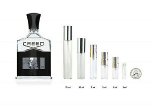 CREED AVENTUS, EDP Travel Sample 1ml 2ml 3ml 5ml 10ml 15ml