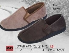 COOLERS MENS FULL BACK SLIPPER Traditional Mens  Brand New  Free Shipping