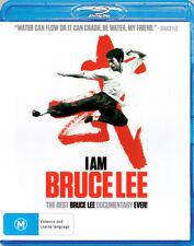 I Am Bruce Lee  - BLU-RAY - NEW Region B