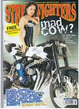 May Streetfighters Monthly Transportation Magazines