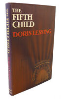 Doris Lessing THE FIFTH CHILD  Book Club Edition 1st Printing