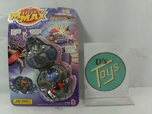 Vintage Mattel Mighty Max Tapped Arachnoid MOC