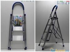 Sgabello scala scaletto pieghevole acciaio gradini gierre b