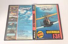 Aeroplane Heaven Grumman F3F Microsoft Flight Simulator X 2004 3 2002 Add On