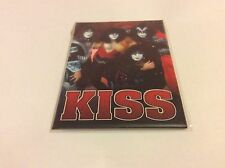 Kiss  fridge magnet