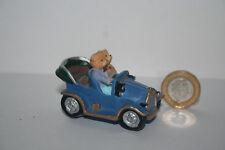Unbranded Resin car with Teddy Bears