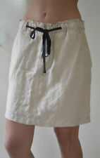 Country Road Above Knee Cotton Blend Mini Skirts for Women