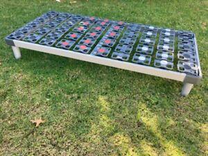 Tempur Flex Comfort 500 European single bed base -hardly used