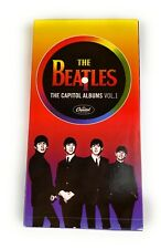The Beatles -The Capitol Albums, Vol. 1 (CD, 2004, 4 Discs, Capitol) Box Set