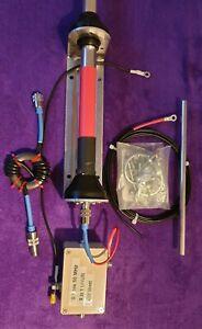 Venom 5/8 Aluminium Basis -Stations Antenne Mod. für 80/40/20/12/11/10/6 Meter B