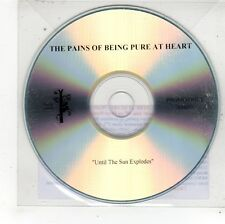 (FS694) The Pains Of Being Pure At Heart, Until The Sun Explodes - DJ CD