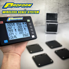 ProForm 67644 7000lb Slim Wireless Vehicle Scale