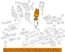 18290RCAL00 Acura OEM 03-06 MDX 0-08 TL Rear Catalytic Converter