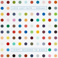 Love Lust Faith Dreams Deluxe Edition 30 Seconds To Mars