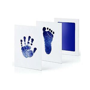 Inkless Wipe Baby Kit Hand Foot Print Newborn Footprint Handprint Brand New