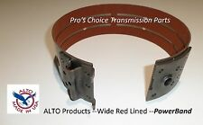 **ALTO**EXTRA WIDE**RED EAGLE POWER BAND**Fits All GM 4L60 / 700R4 Transmissions