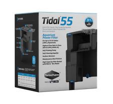 Filtro cascada Tidal 55 Seachem mochila skimmer sistema cebado auto acuario