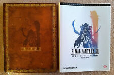 Guide Officiel Final Fantasy 12 PS2 / collector . version francaise intégral