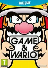 GAME & WARIO  videogioco  Wii U nintendo