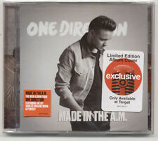 One Direction - Made In The A.M. (Target Exclusive) CD New Liam's Cover