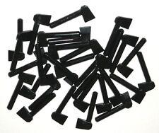 LEGO 30 Black AXES Minifigure Hatchets Weapons/Tools