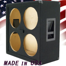 4x12 Guitar Speaker Empty Cabinet Black Carpet finish 440LIVE G4X12ST BC